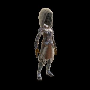 Armadura turca de Ezio