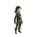 Flak Jacket Uniform