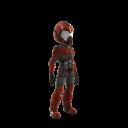 Mech Armor - Red