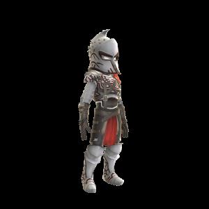 Death Spartan - White