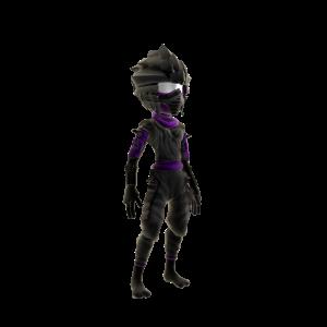 Black Ninja Costume