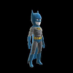 Traje de Batman de los setenta