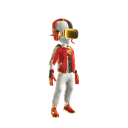 Bling Street Gamer - Red