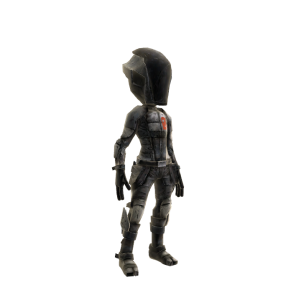 Zero the Assassin Costume