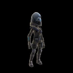 Blackwatch Soldier Uniform