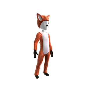 What the Fox Costume