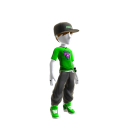 Casual Gamer - Green