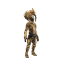 Armadura de elfo Skyrim