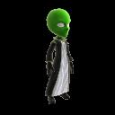 Disfraz de extraterrestre