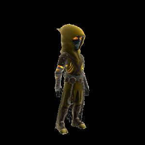 Blood Hunter Demon - Yellow