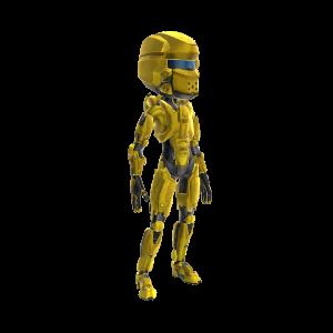 Warrior Armor - Gold