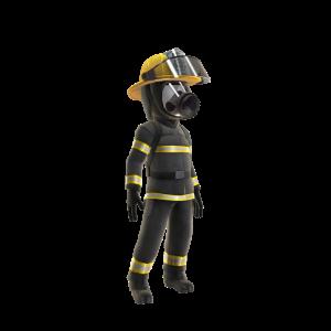Firefighter - Black