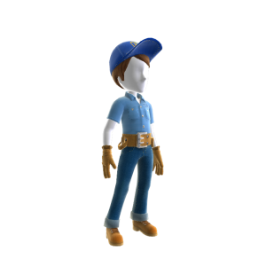 Fix-It Felix Jr. Costume