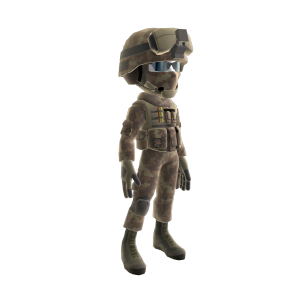 Uniforme de ranger do exército