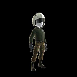 Deadlight - 80s Chopper Pilot Uniform