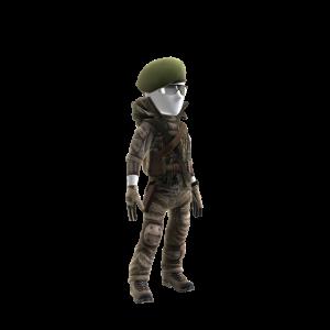 Covert Mercenary