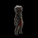 Saharan Daybreak Warlord