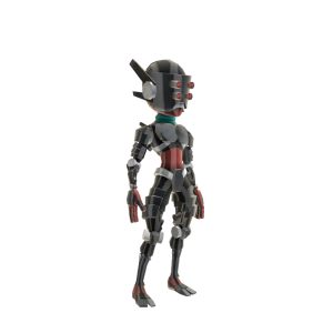 Okamikage CyberNinja