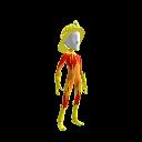 Flame Gem Costume