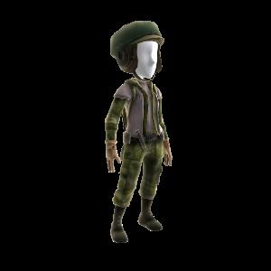 Rebellentruppen Endor-Kampftarnanzug