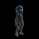Blackwatch Pilot Uniform