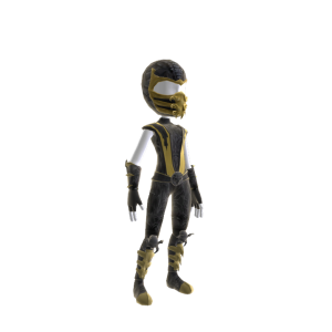 Scorpion Outfit