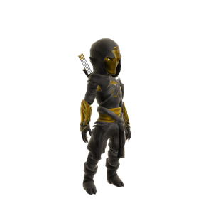 Gold Twilight Archer