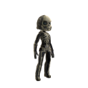 Female Onyx Skeletal Armor
