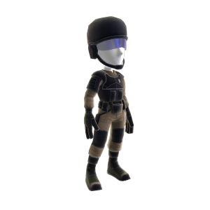Peacekeeper Outfit