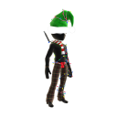Holiday Ninja - Green