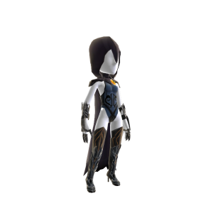 Traje de Raven