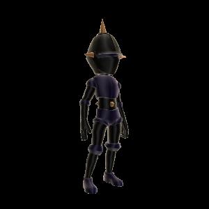 Costume de Chevalier noir
