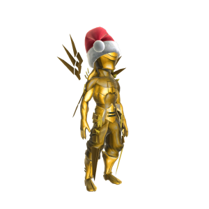Holiday Golden Ninja King