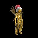 Holiday Golden Ninja King