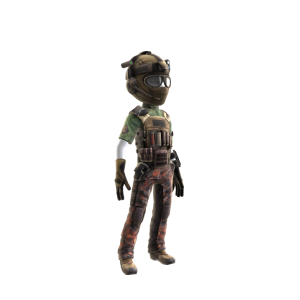 Mercenaries Outfit Female