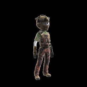 Mercenaries Outfit Female