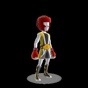 Спортивный костюм для бокса