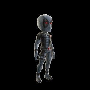 Deadpool Uncanny X-Force Outfit