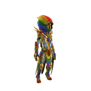 Bling Pride Huntress