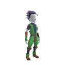 Ginjirou Outfit Male Avatar