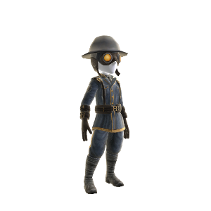 Founder Soldier Outfit