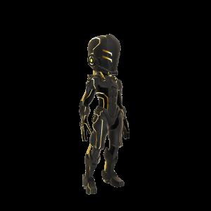 Bling Hades Exoskeleton