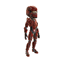 Warrior Armor - Red