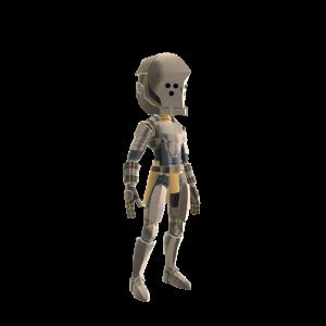 CyberKnight Vanguard