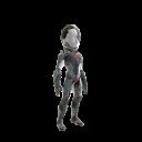 Costume de Cyborg