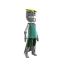 Professor Chaos Costume
