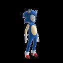 Классический костюм Соника