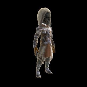 Turecka zbroja Ezio