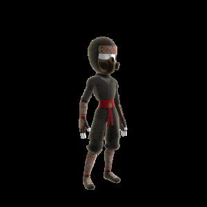 Wasteland Shadow Ninja