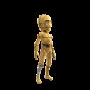 Traje de C-3PO
